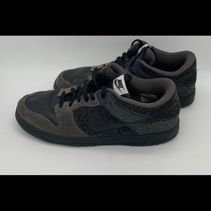 2009 Nike Air Force One Low Rare Wool 11.5 men's